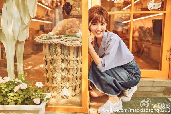 Sao nữ Trung Quốc xinh đẹp bị bố ném vào thùng rác, bạn trai phản bội-8