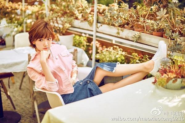 Sao nữ Trung Quốc xinh đẹp bị bố ném vào thùng rác, bạn trai phản bội-9
