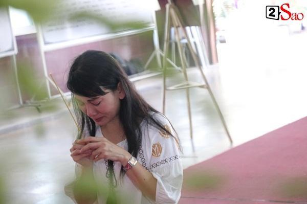 Ốc Thanh Vân âu sầu, Mỹ Uyên giàn giụa nước mắt tiếc thương-2