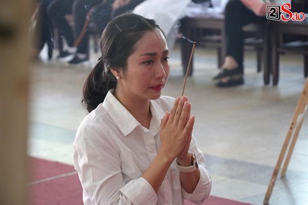 Ốc Thanh Vân âu sầu, Mỹ Uyên giàn giụa nước mắt tiếc thương-1
