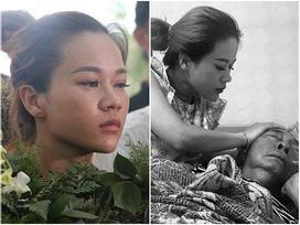 Con gái nghệ sĩ Lê Bình: 'Tôi sẽ giúp cha hoàn thành tâm nguyện cuối đời là chuyển thể hồi ký thành sách'