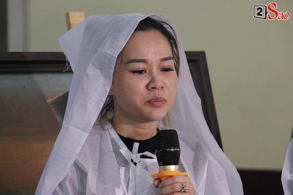 Clip: Con gái công bố tâm nguyện cuối cùng của nghệ sĩ Lê Bình-3