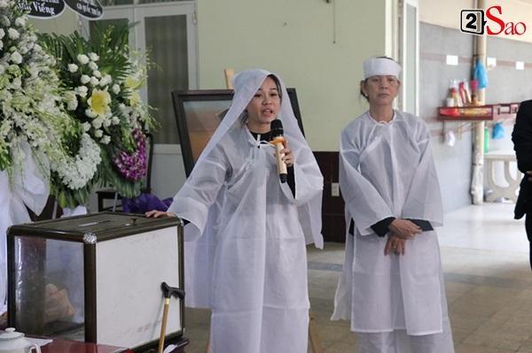 Clip: Con gái công bố tâm nguyện cuối cùng của nghệ sĩ Lê Bình-1