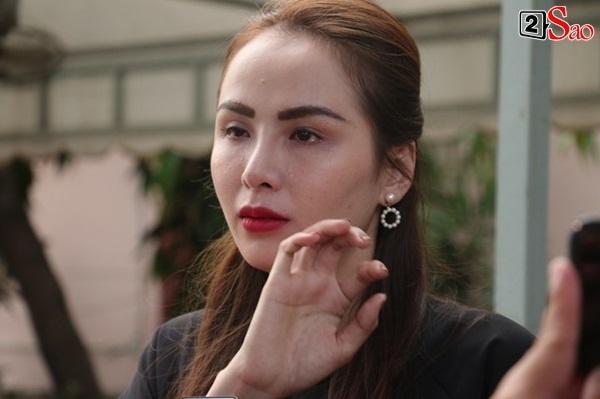 Diễm Hương bật khóc chia sẻ kỷ niệm với nghệ sĩ Lê Bình-1