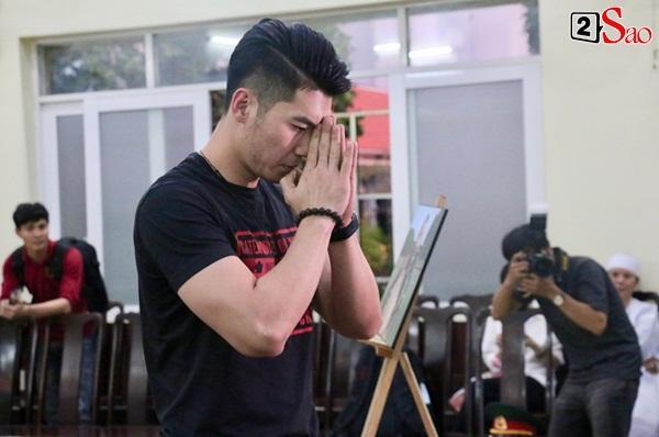 Trương Nam Thành xúc động tiễn biệt cố nghệ sĩ-2
