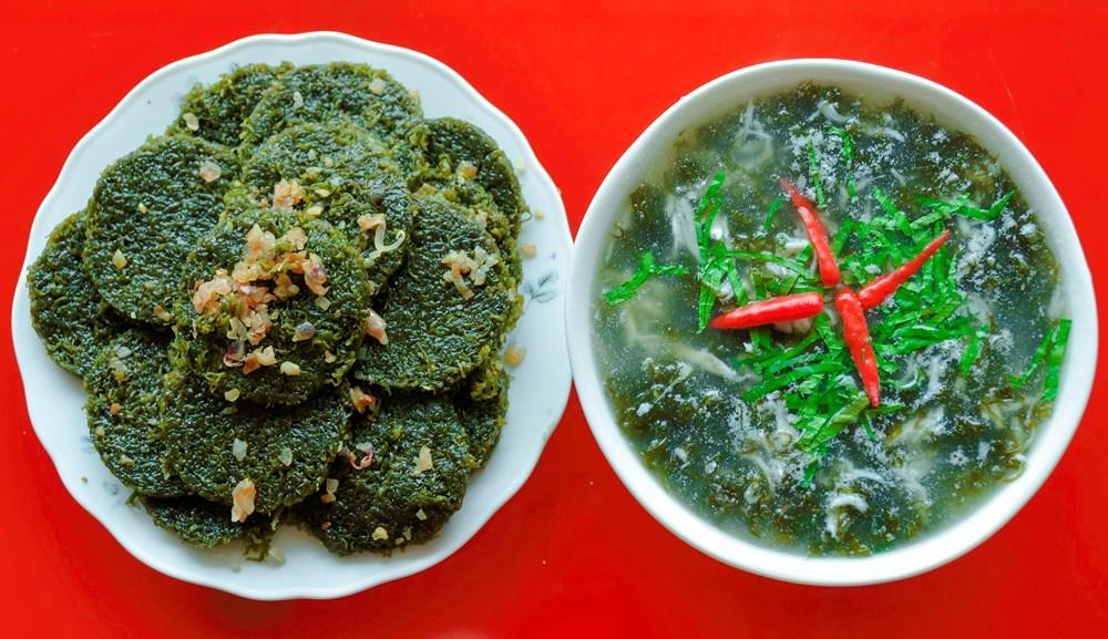 Đặc sản rau cạo Nghệ An nhìn ghê ghê: Ăn 1 lại muốn ăn 2-8