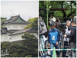 Khám phá vẻ đẹp Hoàng cung Nhật Bản trong ngày trọng đại của đất nước