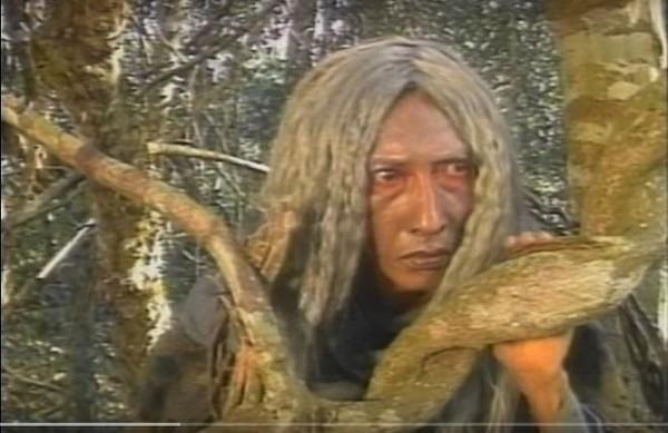Rơi nước mắt lời vĩnh biệt cố nghệ sĩ Lê Bình của Hoàng Phi - thằng Cuội đình đám năm xưa trong series Cổ tích Việt Nam-3