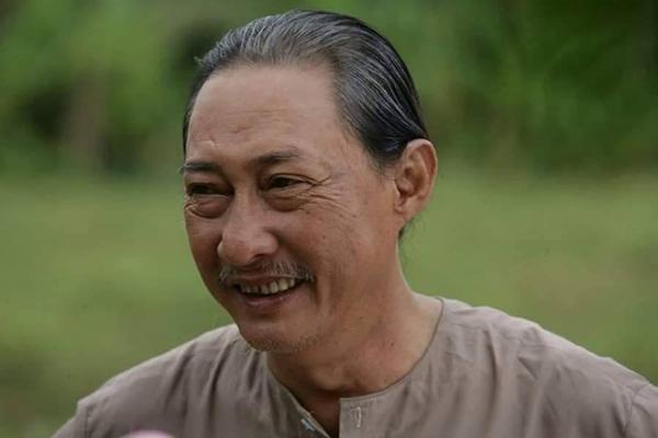 Rơi nước mắt lời vĩnh biệt cố nghệ sĩ Lê Bình của Hoàng Phi - thằng Cuội đình đám năm xưa trong series Cổ tích Việt Nam-6