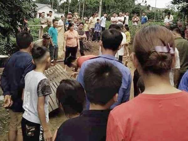 Nghịch tử Phú Thọ dùng búa đinh đánh bố đã tử vong-1
