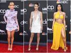 Thảm đỏ Billboard Music Awards 2019: Taylor Swift sến sẩm, BTS bảnh bao, sao Avengers tỏa sáng với đầm của NTK Việt