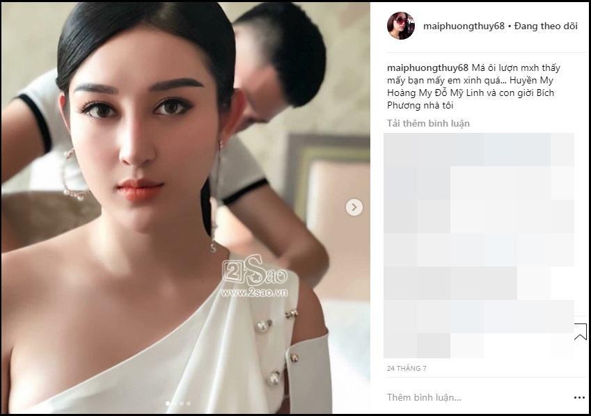 Mai Phương Thúy vừa tỏ ý ngưỡng mộ Hương Giang, fan lập tức nhắc nhở: Đừng yêu đấy nhé-6