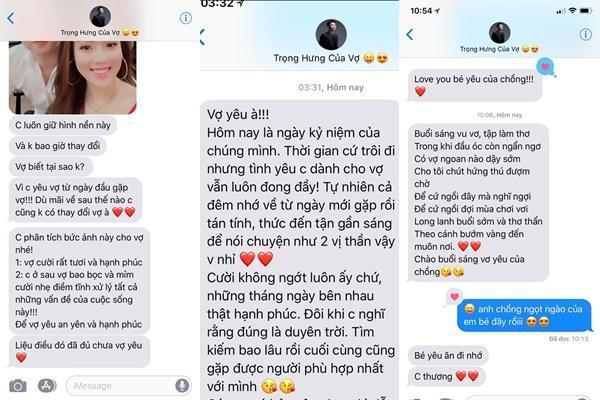 Hé lộ loạt tin nhắn mùi mẫn giữa nữ giảng viên xinh đẹp và bạn trai hotboy sau khi hủy hôn con trai nghệ sĩ Hương Dung-4
