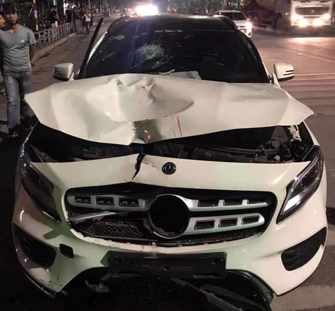 Khởi tố vụ Mercedes tông chết 2 phụ nữ ở hầm Kim Liên-2
