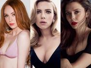 Nhan sắc và body đỉnh cao của 5 nữ siêu anh hùng hot nhất màn ảnh