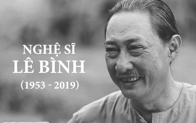 Một ngày sau khi ba qua đời, con gái cố nghệ sĩ Lê Bình nghẹn ngào: Con nhớ ba-1