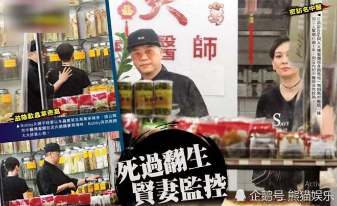 Anh cả TVB thân hình nặng nề vì tăng cân sau bạo bệnh-1