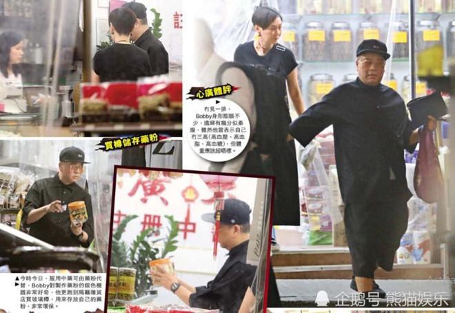 Anh cả TVB thân hình nặng nề vì tăng cân sau bạo bệnh-2