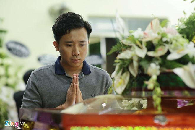 Trấn Thành cảm thấy có lỗi khi không đến thăm Lê Bình lúc cuối đời-2