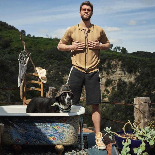 Liam Hemsworth muốn có khoảng 20 đứa con với Miley Cyrus-3
