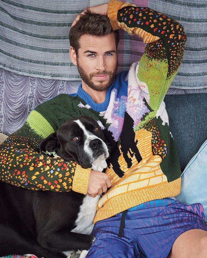Liam Hemsworth muốn có khoảng 20 đứa con với Miley Cyrus-7