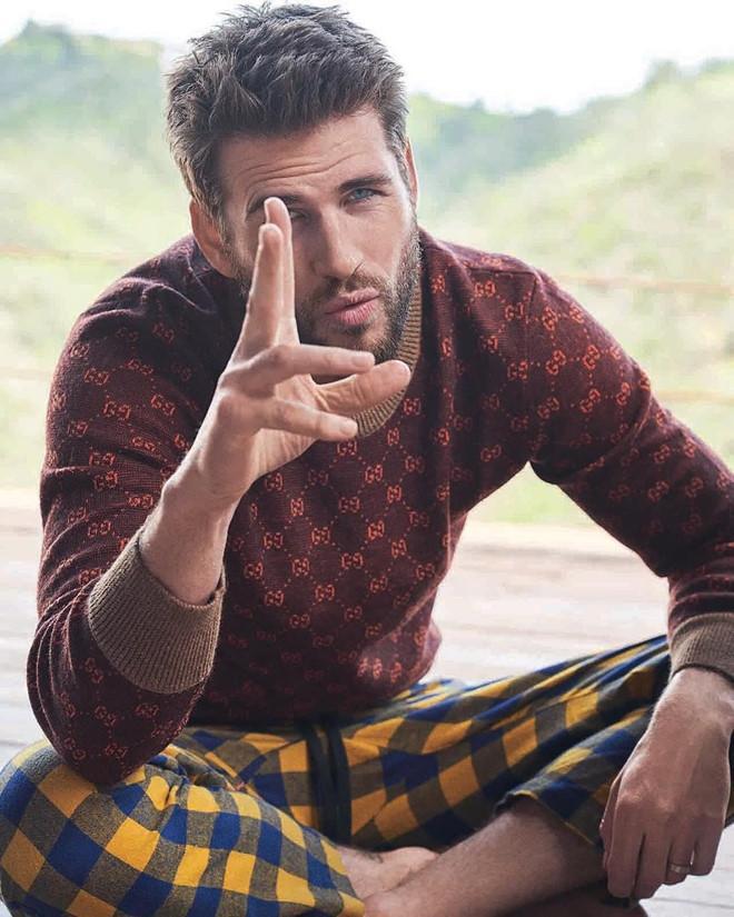 Liam Hemsworth muốn có khoảng 20 đứa con với Miley Cyrus-8