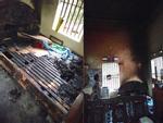 Bắt người phụ nữ tẩm xăng đốt mẹ già ở Hà Nam