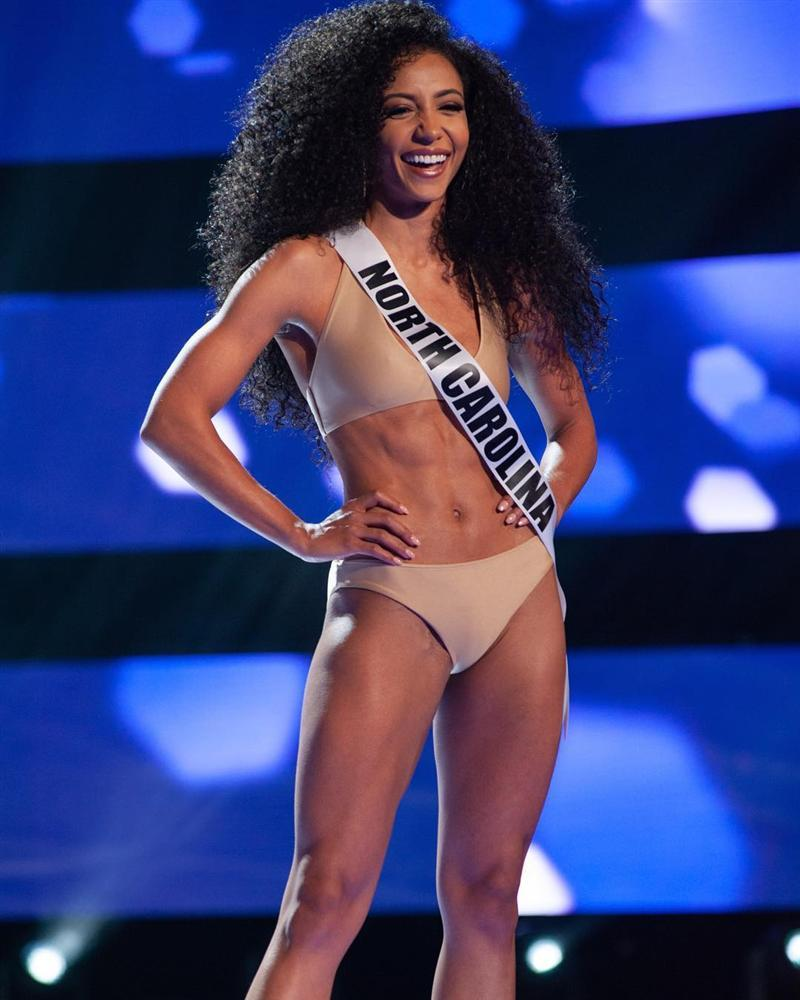 Hoàng Thùy gặp đối thủ cực mạnh tại Miss Universe 2019: Vẻ đẹp diva, cơ bụng 6 múi và khối óc tuyệt vời-8