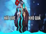 Chi Pu, Hoàng Thùy Linh và những lần hát live không muốn xem lại-1