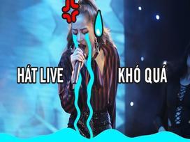 Hát live lộ quá nhiều nhược điểm sau 3 năm luyện thanh và 2 năm cầm mic, Chi Pu đang xếp hạng mấy trong danh sách ca sĩ chuyên nghiệp?