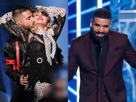 Loạt khoảnh khắc khó quên tại lễ trao giải Billboard Music Awards