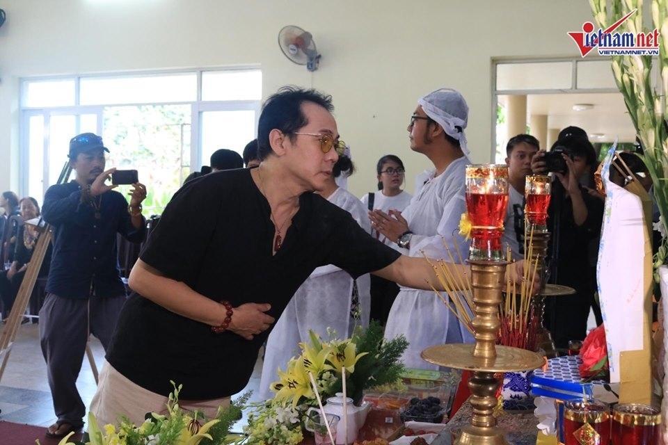 NSƯT Thành Lộc: Tôi mừng hơn là buồn khi biết tin anh Lê Bình ra đi-1