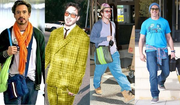 Hoa mắt với thời trang ngoài đời của Iron Man Robert Downey Jr: đố ai tìm được màu nào chú đây chưa thử?-6