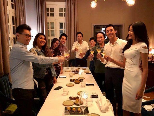Những cặp tình nhân tin đồn gây chú ý của showbiz Việt-11