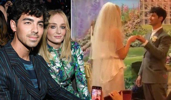 Bồ cũ của Taylor Swift làm đám cưới với bạn gái xinh đẹp ngay sau lễ trao giải Billboard 2019-1