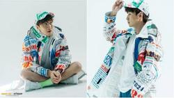 Lee Kwang Soo xuất hiện cực ngầu với thời trang 'cám con cò Việt Nam' trên bìa tạp chí