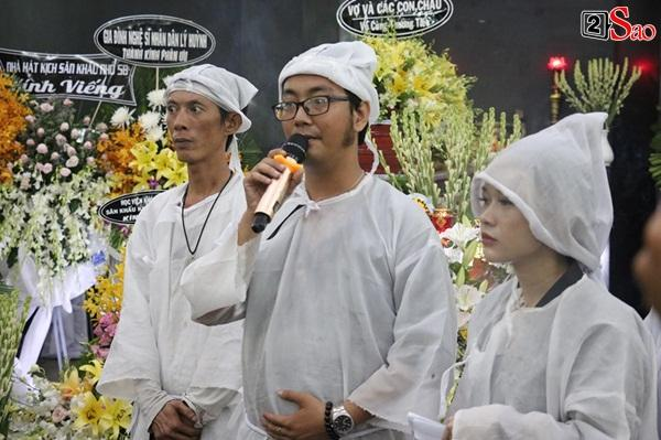 Tâm nguyện cao đẹp của cố nghệ sĩ Lê Bình được hoàn thành: 100 triệu trị bệnh dư đã làm từ thiện-4