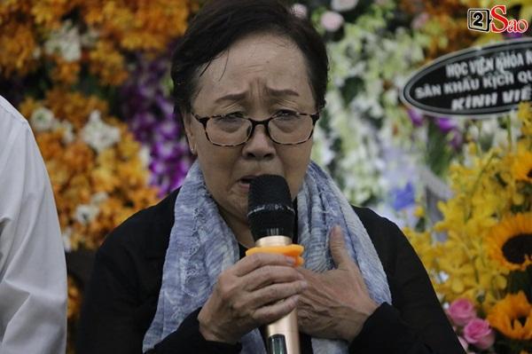 Tâm nguyện cao đẹp của cố nghệ sĩ Lê Bình được hoàn thành: 100 triệu trị bệnh dư đã làm từ thiện-3