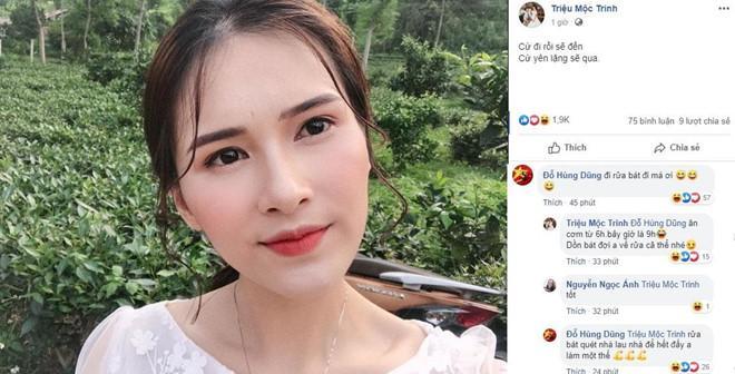 Vợ mới cưới khoe ảnh selfie, Đỗ Hùng Dũng vào bình luận phũ phàng-1