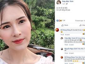 Vợ mới cưới khoe ảnh selfie, Đỗ Hùng Dũng vào bình luận 'phũ phàng'