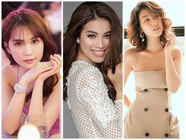 Những người đẹp showbiz Việt giấu kín bạn trai