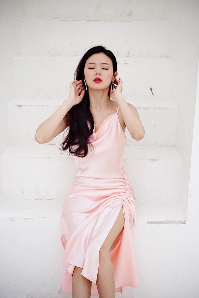 Thánh tiết kiệm showbiz gọi tên Midu: mua 1 mẫu váy nhưng 6 màu khác nhau rồi mặc đi mặc lại-1