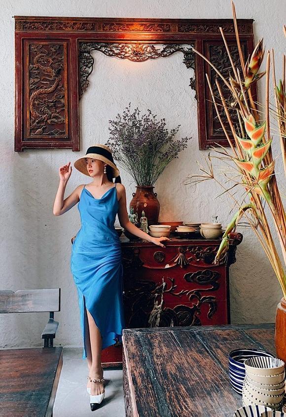 Thánh tiết kiệm showbiz gọi tên Midu: mua 1 mẫu váy nhưng 6 màu khác nhau rồi mặc đi mặc lại-12