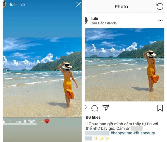 Lưu Đê Ly bị tố gian dối khi quảng cáo thuốc giảm cân: đã lấy ảnh cũ còn photoshop bẻ cong vạn vật-3