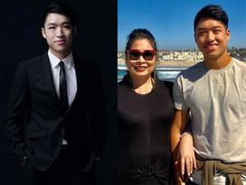 Điển trai đã đành, quý tử thứ 2 nhà nghệ sĩ Hồng Vân còn vừa đỗ vào trường đại học hàng đầu nước Mỹ