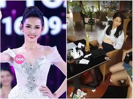 SHOCK: 'Người đẹp Nhân ái' Nguyễn Thúc Thùy Tiên giật giấy nợ xé nát khi bị đòi 1,5 tỷ đồng