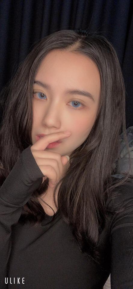 Sự thật về đôi mắt không khác nào yêu tinh của Linh Miu khiến ai nhìn cũng sợ hết vía-1