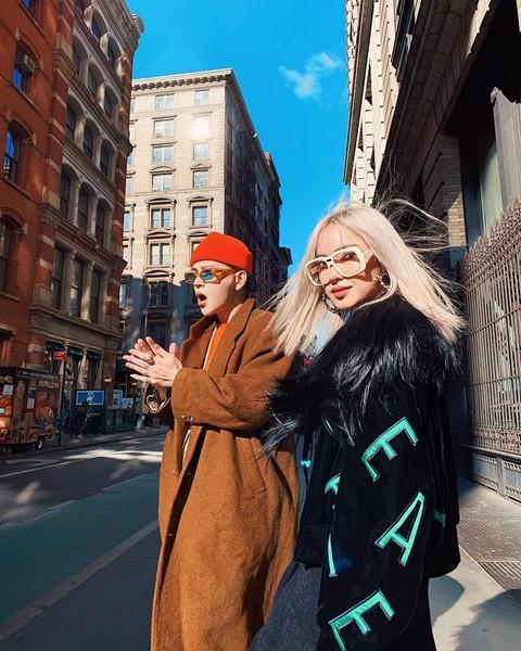 Học Châu Bùi, Decao cách tạo dáng chụp ảnh khi du lịch cùng người yêu-6