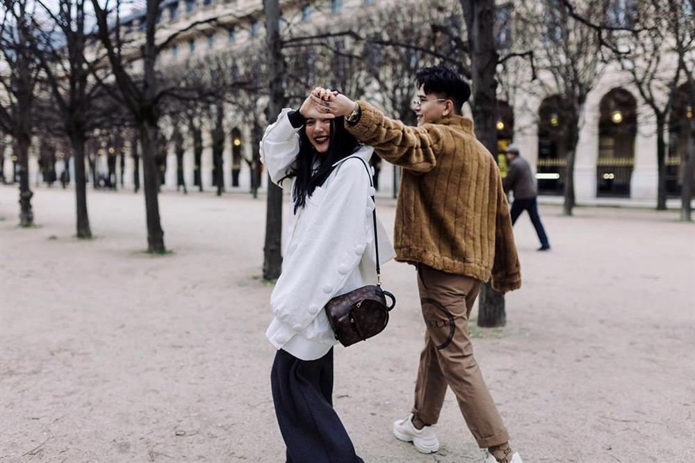 Học Châu Bùi, Decao cách tạo dáng chụp ảnh khi du lịch cùng người yêu-10
