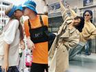 Học Châu Bùi, Decao cách tạo dáng chụp ảnh khi du lịch cùng người yêu